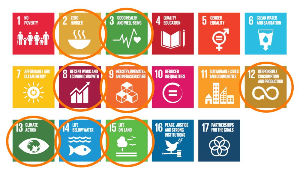 FNs bærekraftsmål Aquatraz